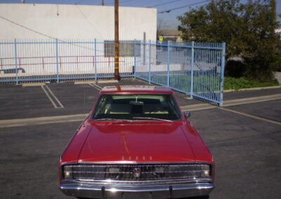 1967 Dodge Charger Chrome