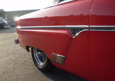 1954 Ford Crestline Skyliner Chrome