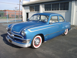 1950 Ford Shoe Box Custom
