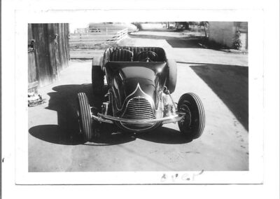 1924 Ford The Woody Lee T Roadster Bonneville