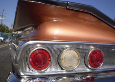 1960 Chevrolet Impala Chrome