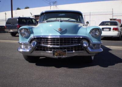 1955 Cadillac 62 Series Chrome