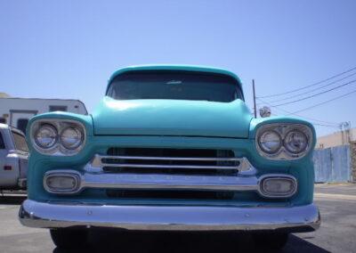 1959 Chevrolet 3100 Apache Fleetside
