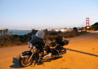 2009 Harley Davidson FLHTC Electra Glide Classic