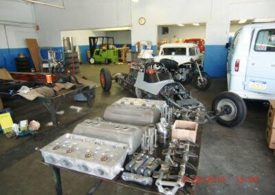 1950 ARDUN Heads Ford Flathead