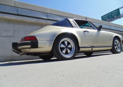 1978 Porsche 911 SC Gold