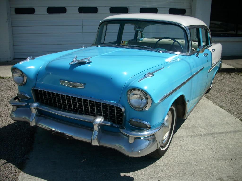 1950 Ford Shoe Box Custom