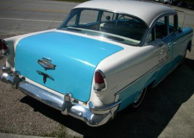 1955 Chevrolet Bel Air Sedan