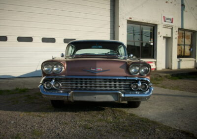 1958 Chevrolet Impala Hard Top