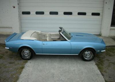 1968 Chevrolet Camaro V8