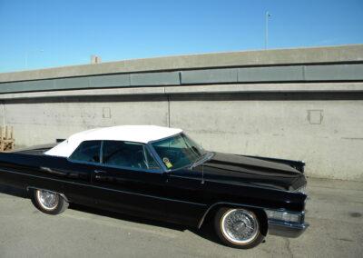 1965 Cadillac Convertible Deville Resto Rod