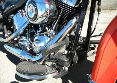 2012 Harley Davidson FLSTC Heritage Softail Classic