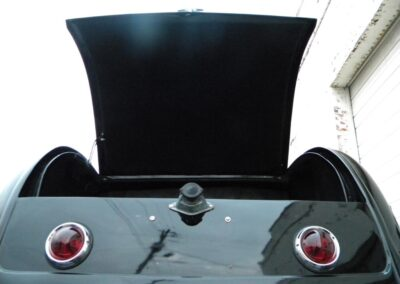 1932 Ford Roadster Real (Black with Black interior)