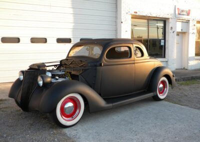 1936 Ford Coupe V8
