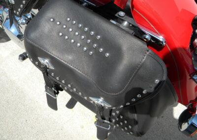 2010 Harley Davidson FLSTC Heritage Softail Classic