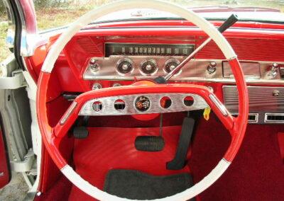 1961 Chevrolet Impala Bubble Top