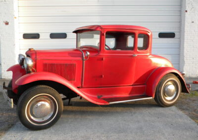 1931 Ford Coupe 5 Window