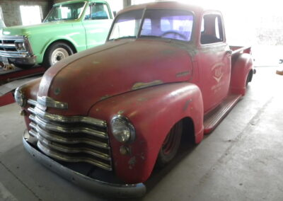 1950 Built Chevrolet Pickup 3100