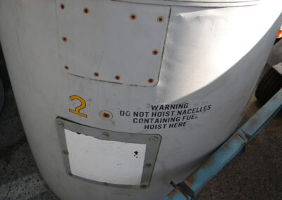 1950 Lakester Tank