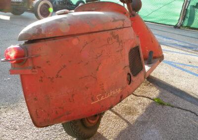 1946 Salsbury Scooter