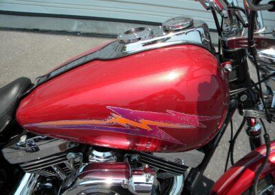 1998 Harley Davidson Dyna Chrome