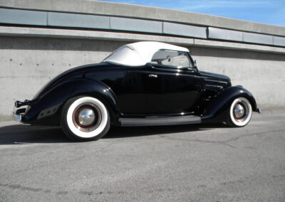 1936 Ford Cabriolet Convertible