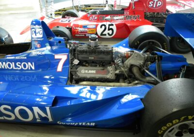 1993 Indy Race Car Ilmor Engine
