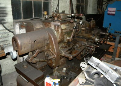0 Warner & Swasey #3 Turret Lathe Number 3