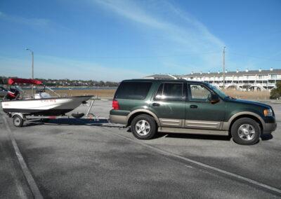2000 Boston Whaler 13' Sport