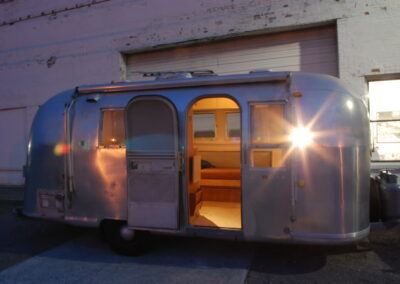 1968 Airstream Globetrotter 20'