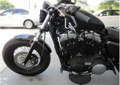 2011 Harley Davidson Sportster Forty Eight