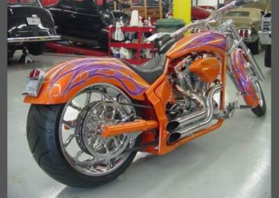 2005 Perewitz Custom Chopper