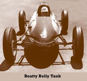 1941 Lakester Tank
