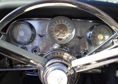 1960 Ford Thunderbird Chrome