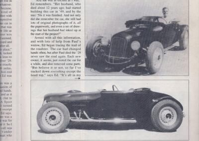 1929 Ford Roadster Survivor