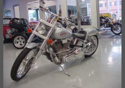 1999 Titan Phoenix Motorcycle