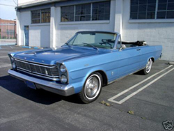 1965 Ford Galaxy Convertible