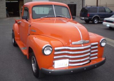 1952 Chevrolet Pick Up Chrome