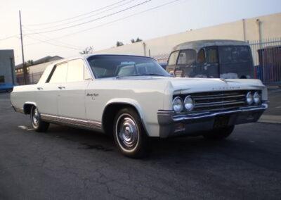 1963 Oldsmobile 98 Chrome