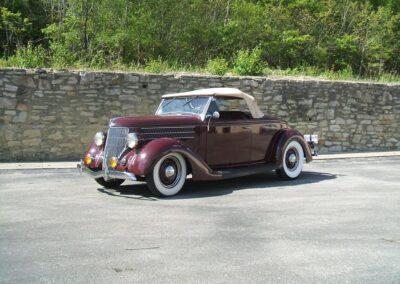 1936 Ford Roadster v8