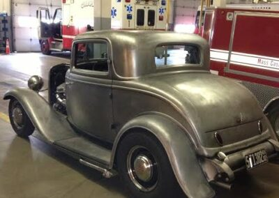 1932 Ford Coupe v8