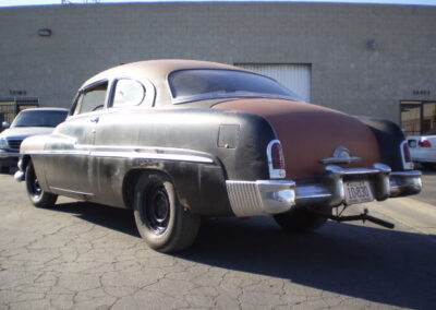 1951 Mercury Custom Ready to Build