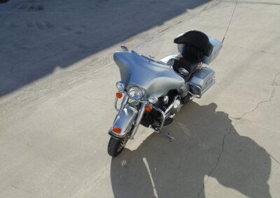 2012 Harley Davidson Silver FLHTC Electraglide Classic