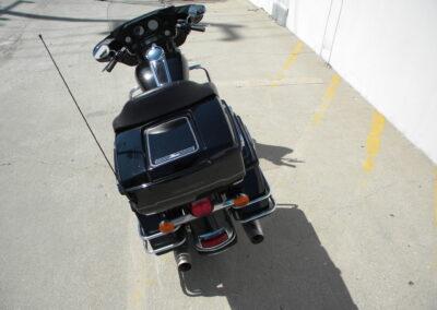 2012 Harley Davidson FLHTC Black Electraglide Classic