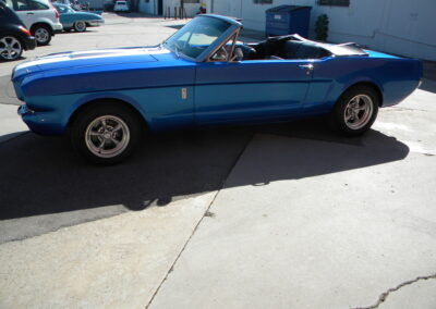 1965 Ford Mustang GT350