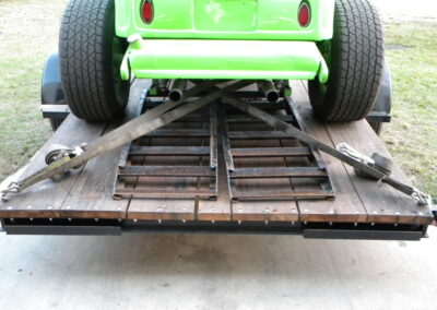 1990 Trailer Flatbed Electric Brakes 14'x16'