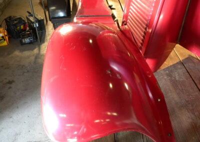 1932 Ford 5-window Fenders
