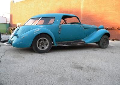 1935 Studebaker Custom