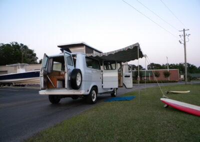 1969 Ford E-Series Camper Van