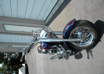 1998 Harley Davidson Fat Boy Chrome